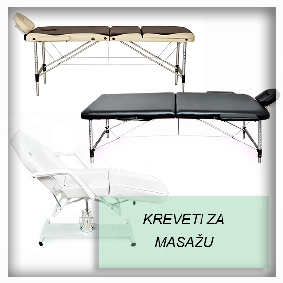 Beds for Face and Body Treatments