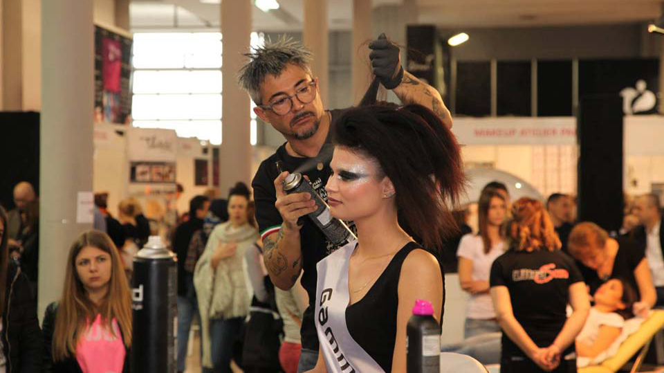 Cosmetics Fair Dodir Pariza - April 2016