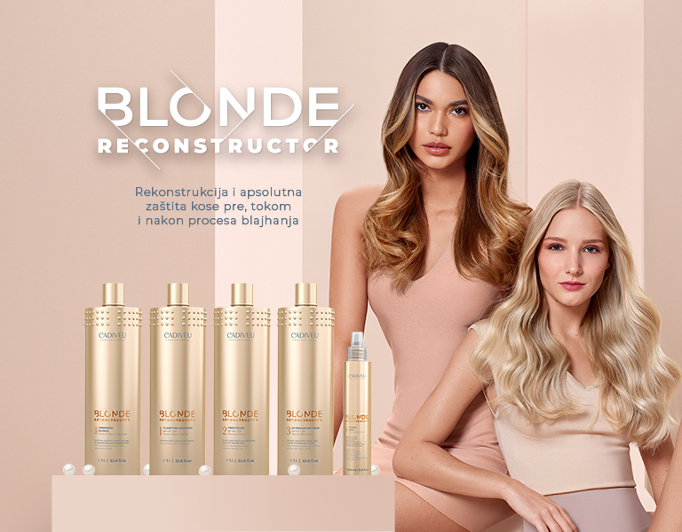 CADIVEU Blonde Idea kolekcija