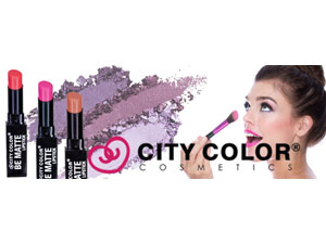City Color professional makeup products