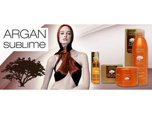 FarmaVita Argan Sublime hair collection