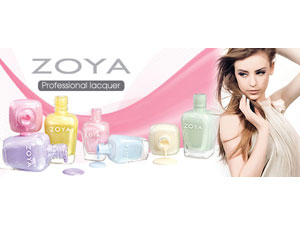 New collection of proffesional nail polishes - Zoya