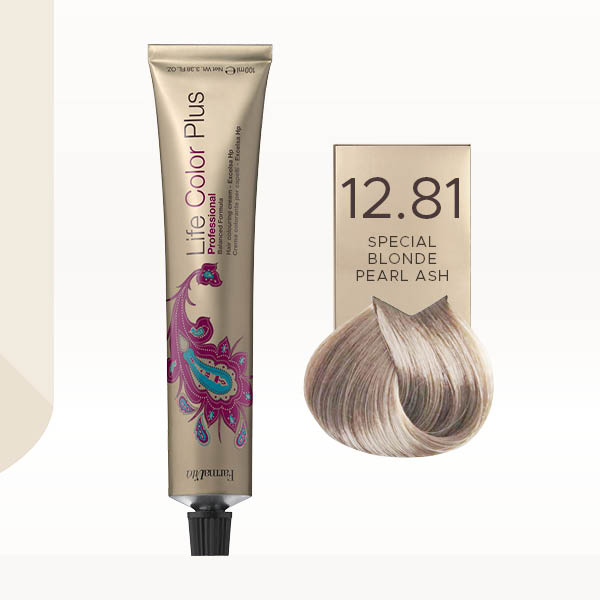 Hair Colour 100 ml - 12.81