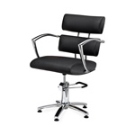 Styling Chair NS-6513 Black