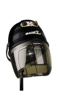 Hood Dryer Imagine 2 - Black