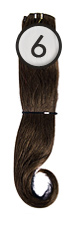 WEFT Hair with Clips 40/45cm-6