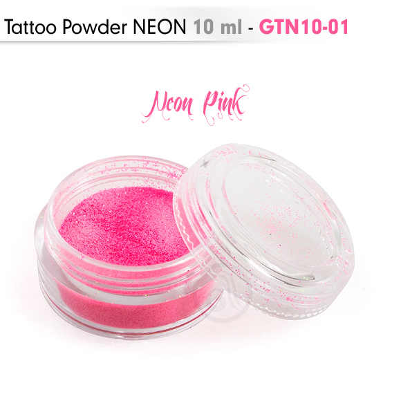 Neon Tattoo prah za telo 10ml