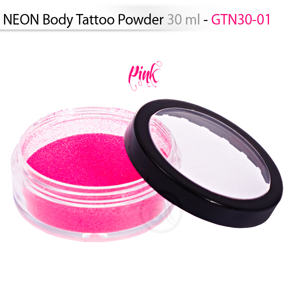 Neon Tattoo prah za telo 30ml
