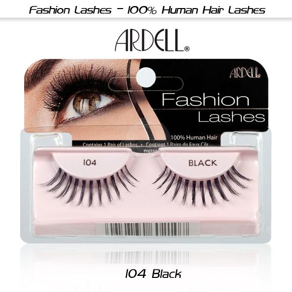 bfd4212f292 ARDELL Strip Eyelashes - 104 black