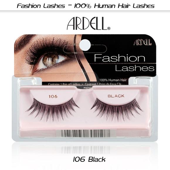 c7aad942552 ARDELL Strip Eyelashes - 106 black