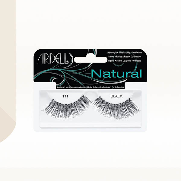 8a7da510704 ARDELL Strip Eyelashes - 111 black