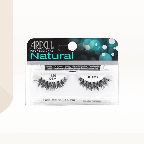 Ardell 120 Demi Strip Eyelashes Black AL354Rjq