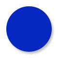 Akrilna boja 25g Bright Blue RYC020