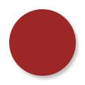 Akrilna boja 25g Red RYC009