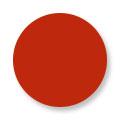 Akrilna boja 25g Vermilion Red RYC008