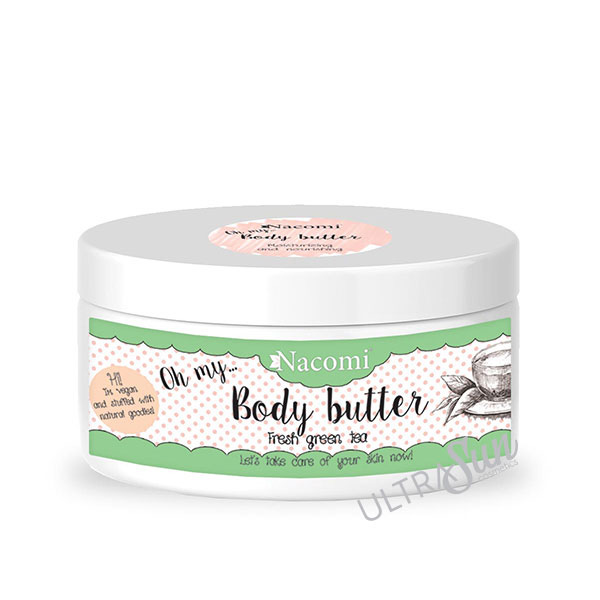 Buter za telo Green Tea 100ml