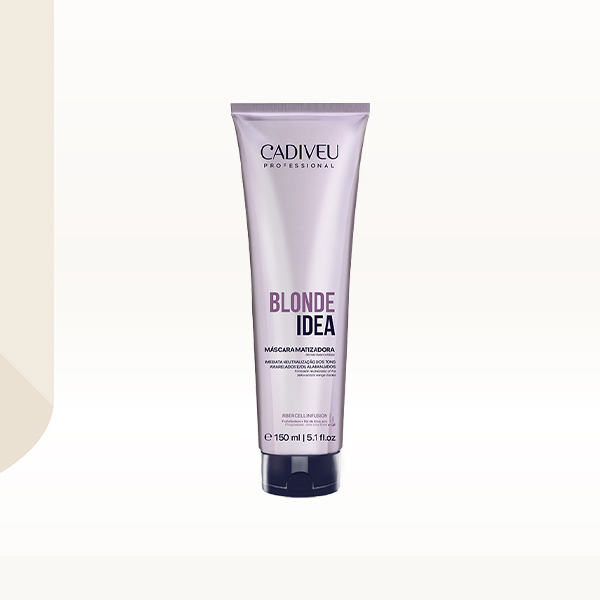 CADIVEU Maska za kosu Blonde Idea 150ml