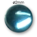 Cirkoni za nokte Semi Ball Water Blue IB01-11