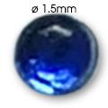 Cirkoni za nokte Semi Ball B. Blue IB03-11