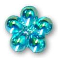 Cirkoni za nokte Flower Blue IB09-18