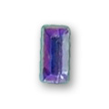 Cirkoni za nokte Rectangle Purple IB13-16