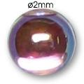 Cirkoni za nokte Semi Ball Pink IB16-04