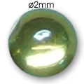 Cirkoni za nokte Semi Ball L. Green IB16-04