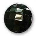 Cirkoni za nokte Round M. Black Plating IB45-16
