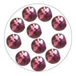Cirkoni za nokte Pink IA05-04