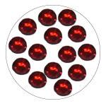 Cirkoni za nokte Red IA0405