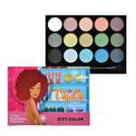 City Life Eyeshadow Book paleta senki 2