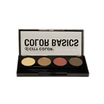 Color Basic Eyeshadow Quad Collection 11