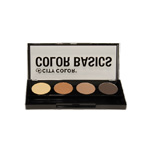 Color Basic Eyeshadow Quad Collection 12