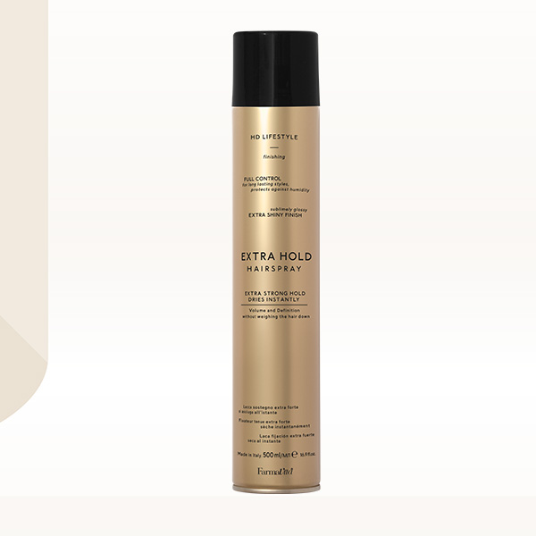 HD Hair Spray Extra Hold 500ml