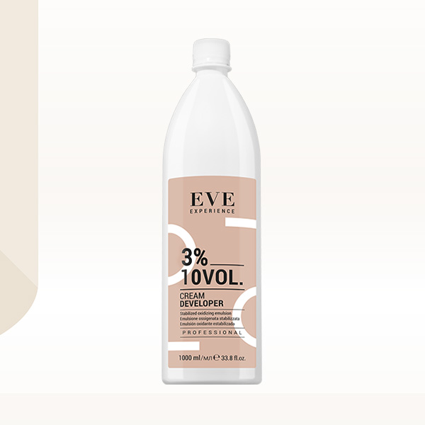 Eve Experience Cream Developer 10V 3% - 1000ml