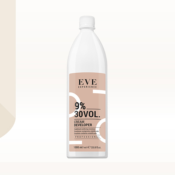 Eve Experience Cream Developer 30V 9% - 1000ml