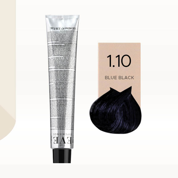 Eve Experience Hair Color 100ml 1.10