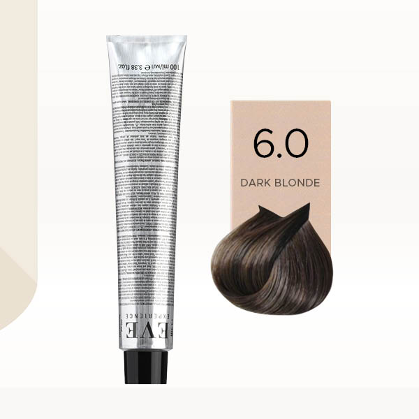 Eve Experience Hair Color 100ml 6.0