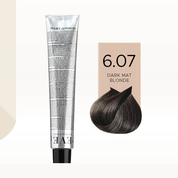 Eve Experience Hair Color 100ml 6.07