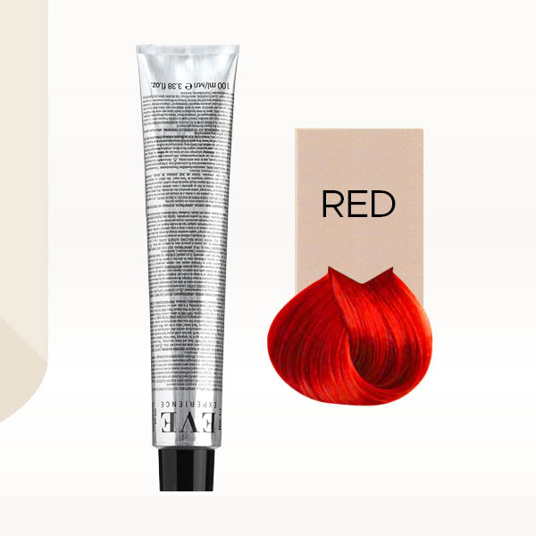 Eve Experience Hair Color 100ml Red