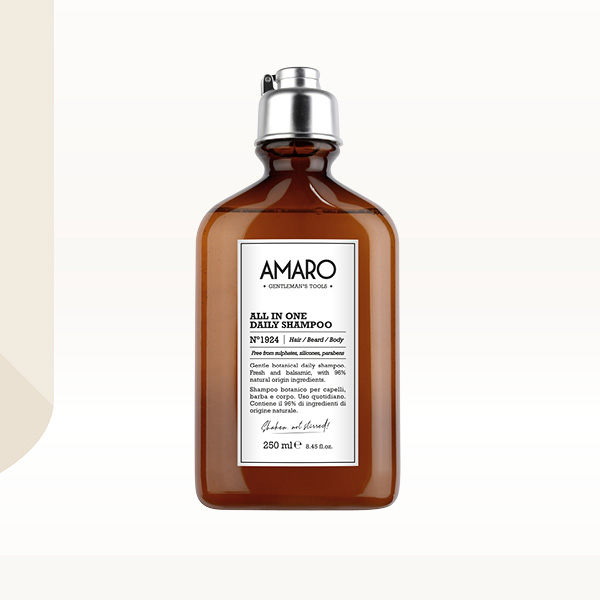 FarmaVita Amaro All in One Daily Shampoo 250ml
