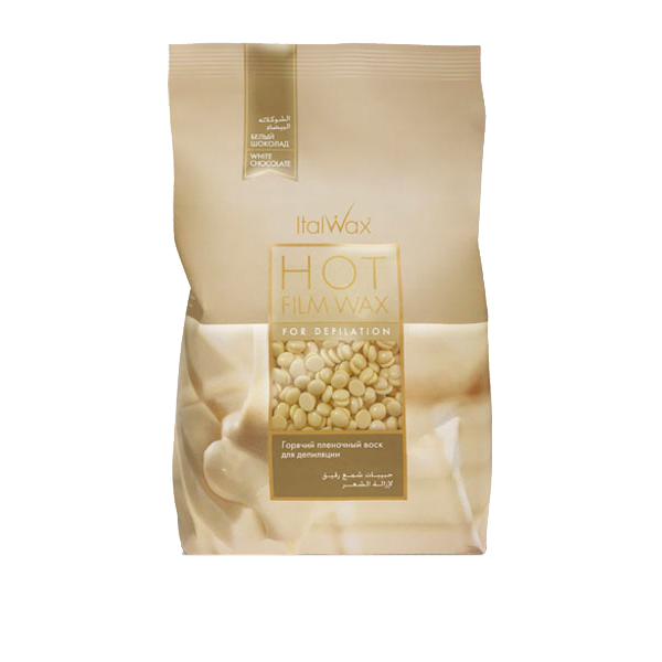Film Hot Wax White Chocolate 1000g