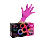 Framar Pink Paws Nitril rukavice 1kom - M