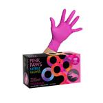 Framar Pink Paws Nitril rukavice 1kom - S