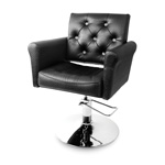 Hair Styling Chair with Hydraulic NV-5852 Black