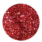 Glitter hair spray red 125ml