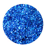 Glitter hair spray blue 125ml