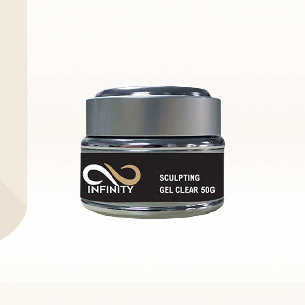Infinity Sculpting gel - Transparentni (50g)