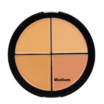 City Color Foundation Wheel Medium 4x4.5g
