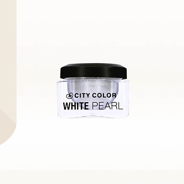 White Pearl Shadow & Highlight Mousse 2.6g